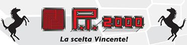 P.I. 2000 Logo