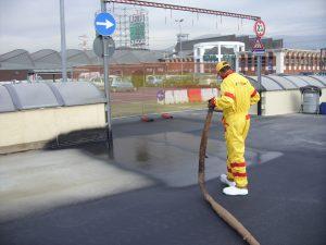 guaina liquida impermeabilizzante per tetti